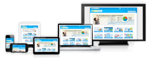 Responsive Website Design Image