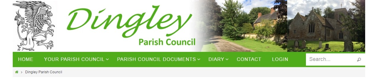 How to create a parish council website